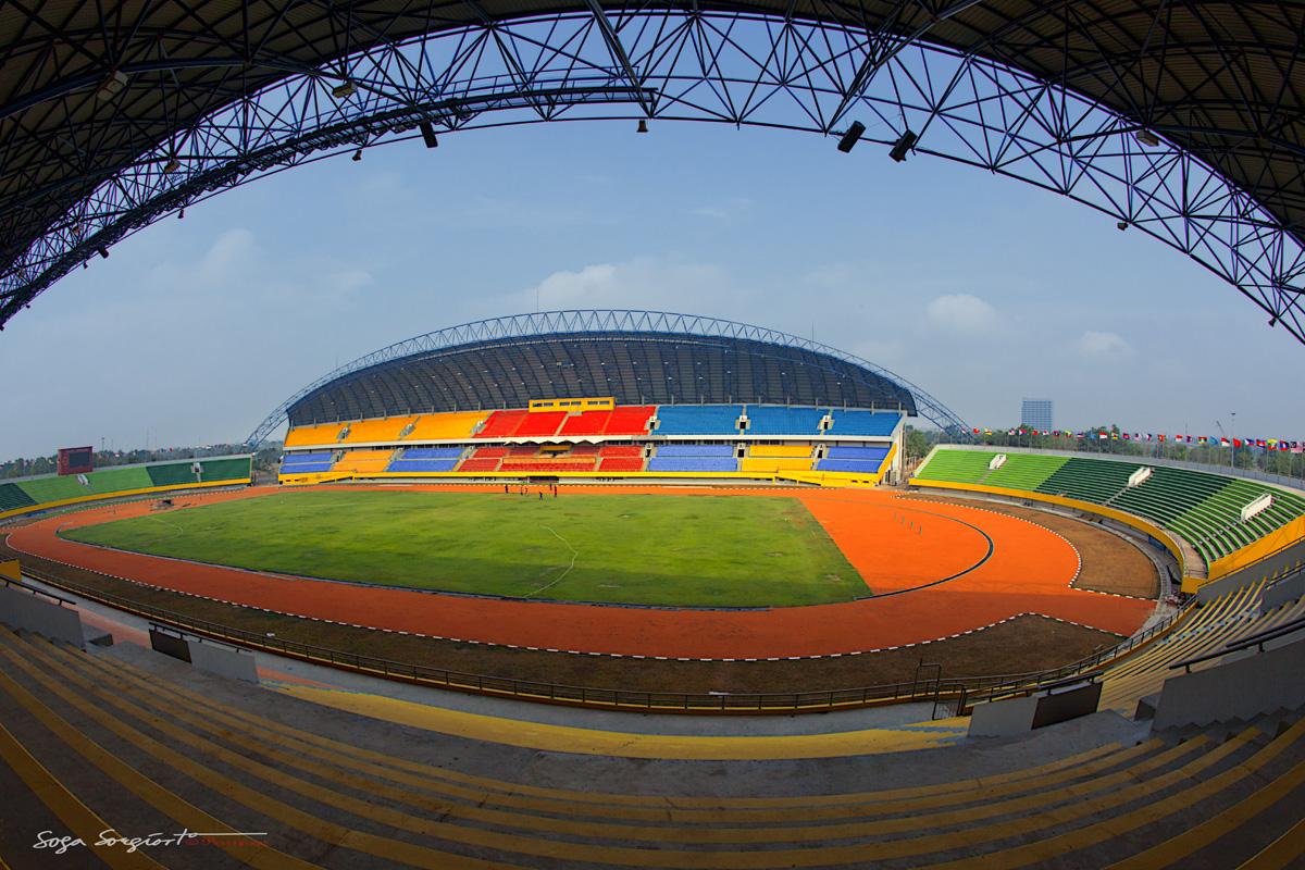Stadion Jakabaring | Soga Soegiarto
