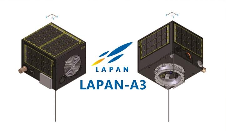 Satelit LAPAN A-3 | Foto: LAPAN