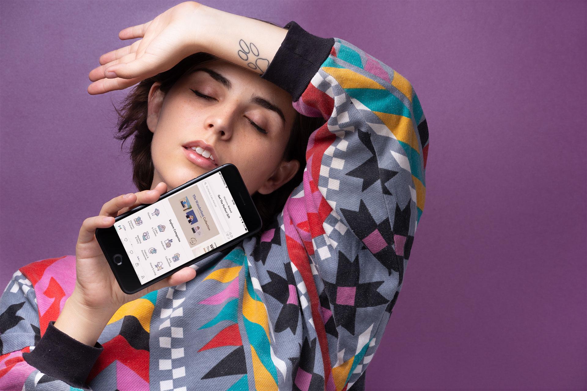 Tampilan aplikasi Moselo | Foto: Moselo