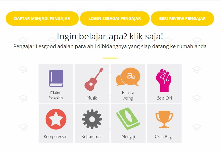 Les Good (sumber : LesGood website)