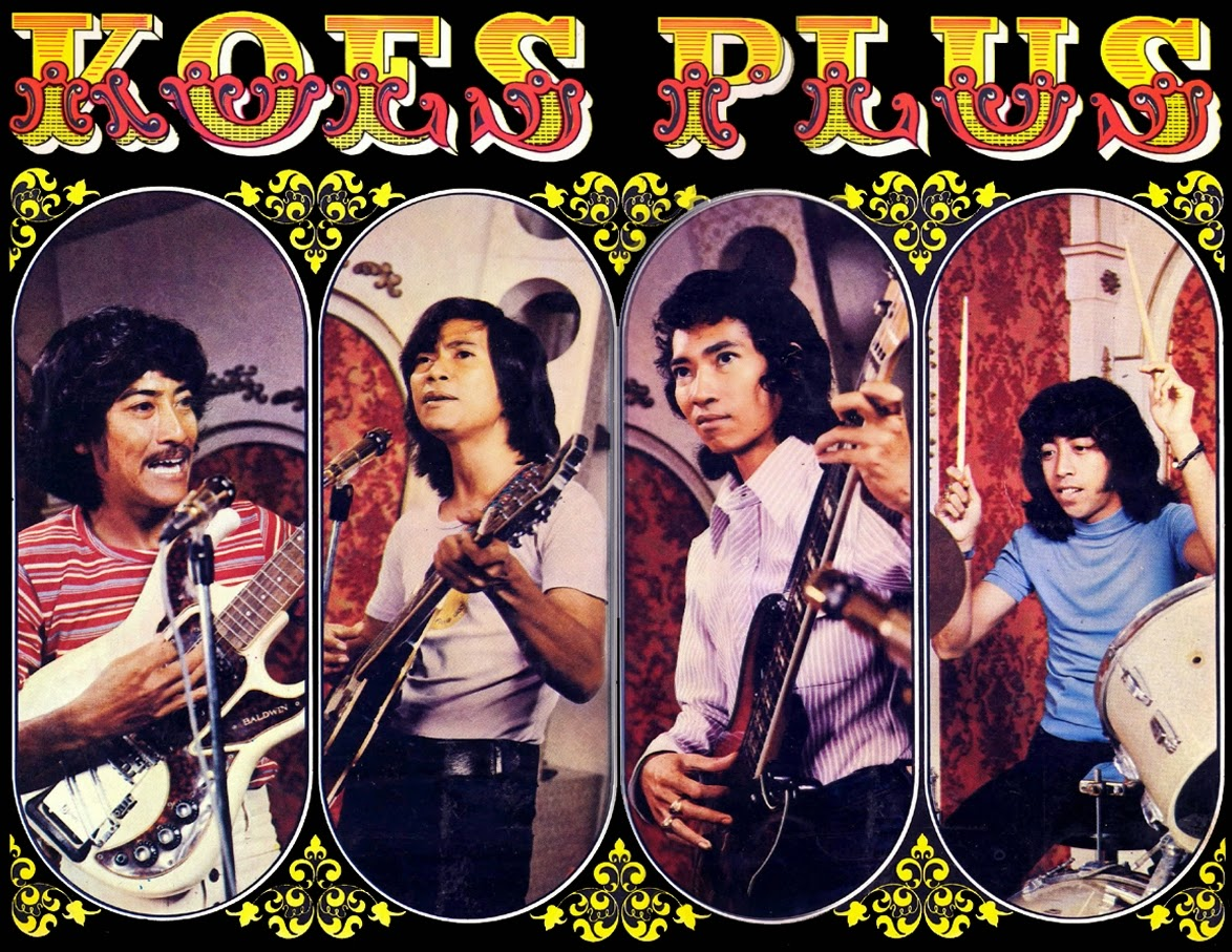 Cover album Koes Plus (Sumber : Satu Album)