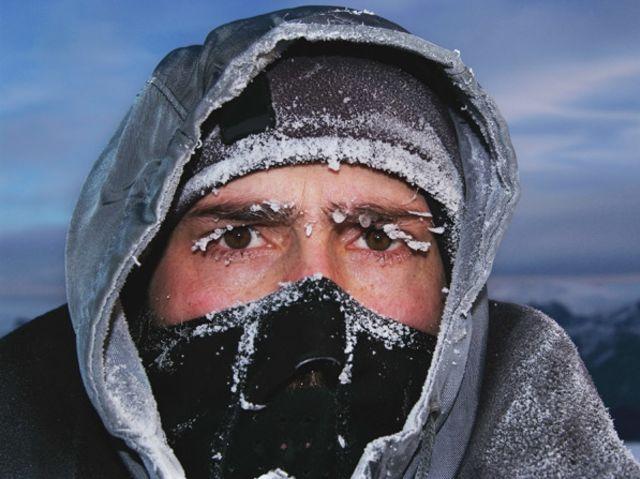 Cuaca yang ekstrim bisa menyebabkan hipotermia (sumber : Kumparan)