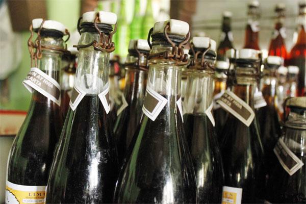 Saparella botol medium (sumber : Wisata Jogja)