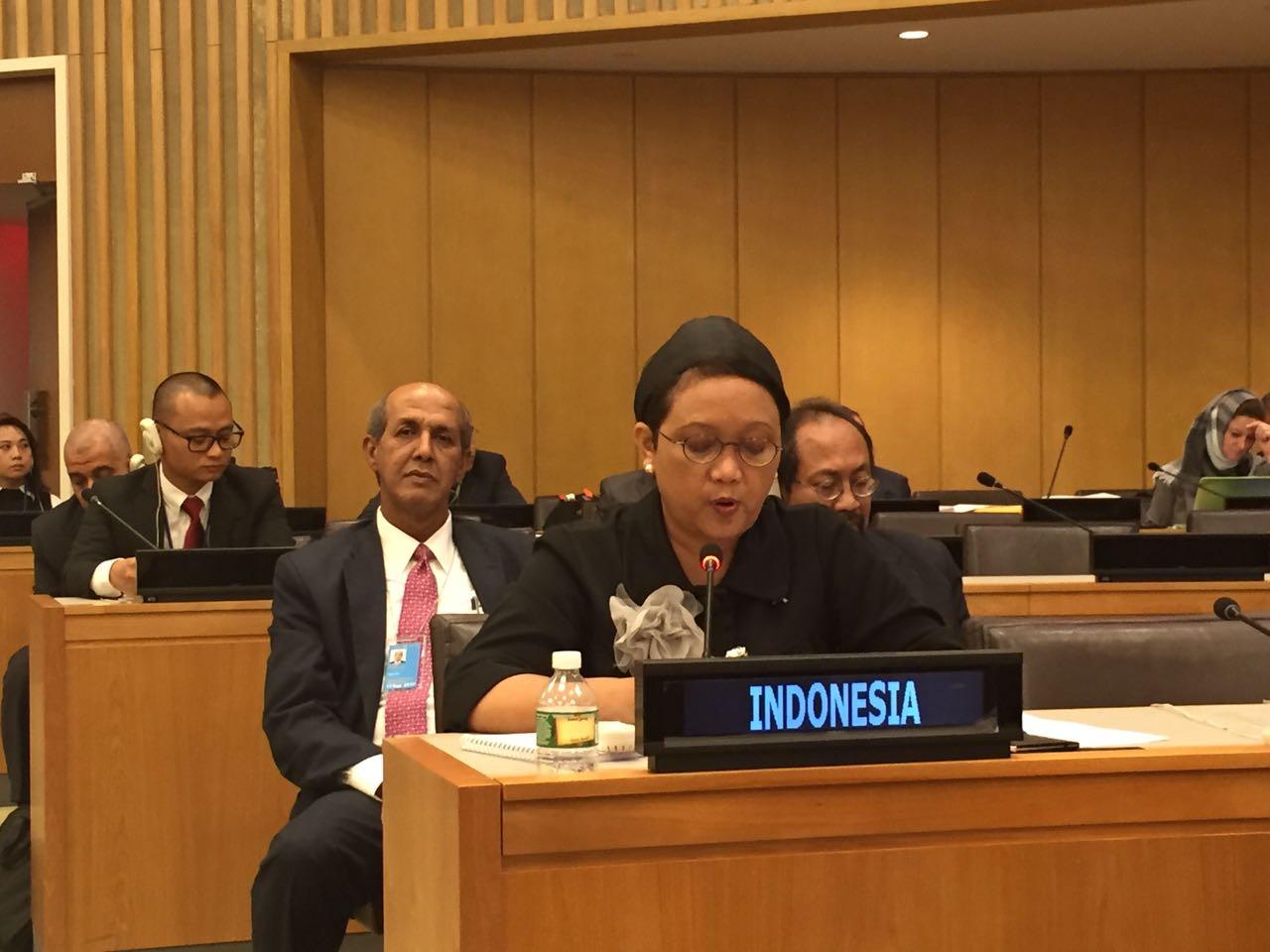 Membahas Perkembangan Rakhine State di ASEAN Retreat (Kementerian Luar Negeri Indonesia)