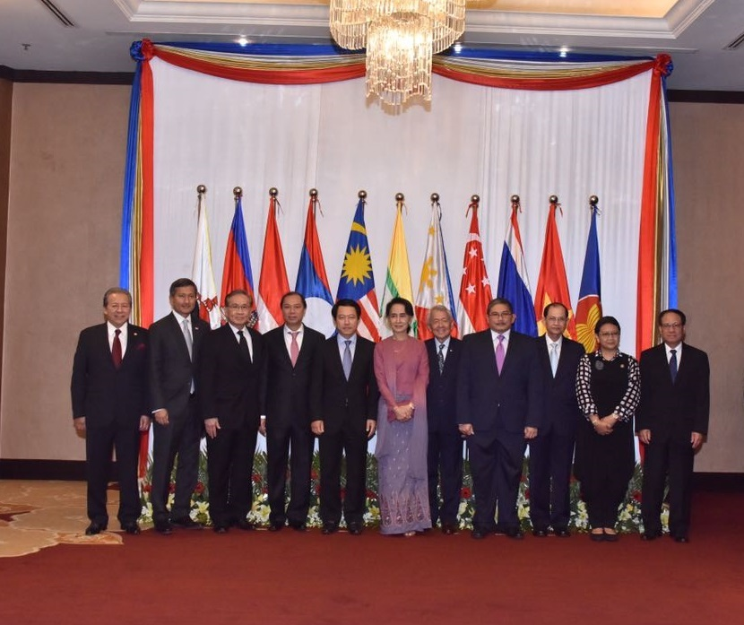 ASEAN Retreat Meeting (Kementerian Luar Negeri)