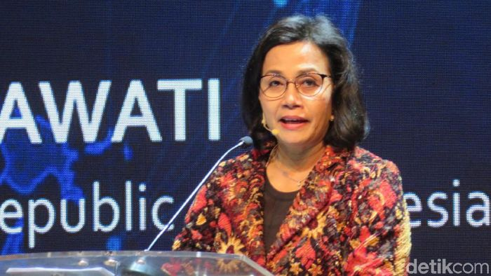 Sri Mulyani (sumber : Detik Finance)
