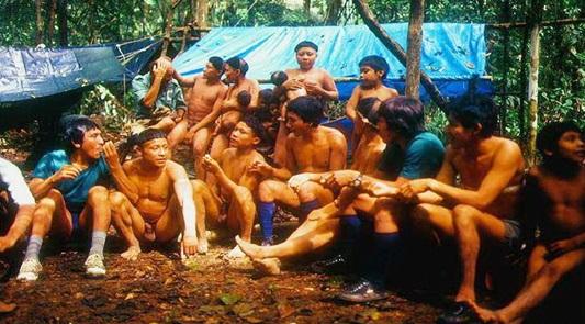 Suku Polahi (Sumber : Joko Warino Blog)