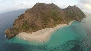 Pemandangan Pulau Mahoro (Sumber : HalloIndo)