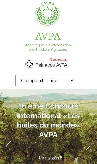 Website AVPA France