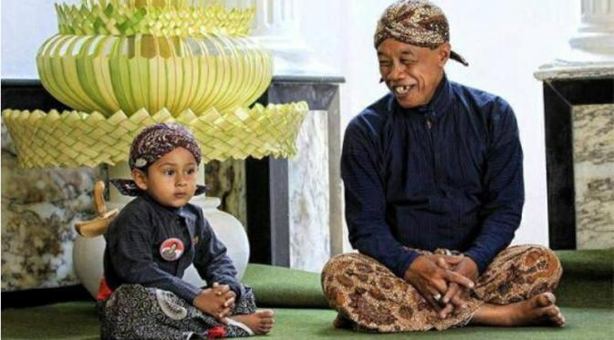 Riski Kuncoro Manik, Abdi Dalem Termuda di Sejarah Keraton Yogya ( Sumber : Feedbintang.com