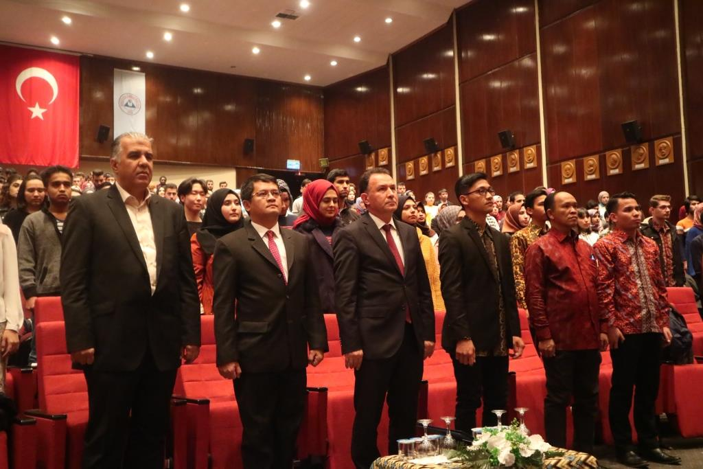 Para hadirin yang datang pada acara ICD V (sumber : PPI Kayseri)