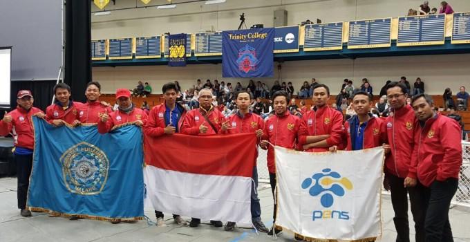 Tim UMM dan PENS (Sumber :Politeknik Elektronika Negeri Surabaya)