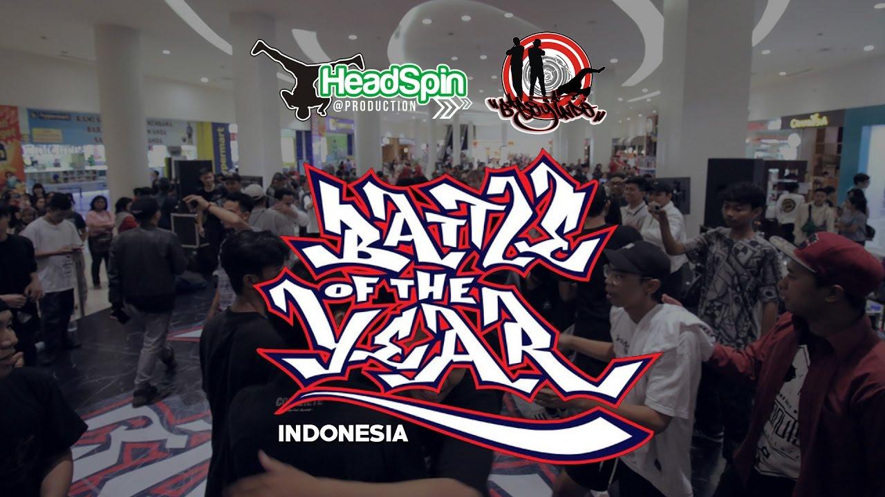 BOTY 2017 Indonesia di Surabaya (sumber : BUCKzoneTV)