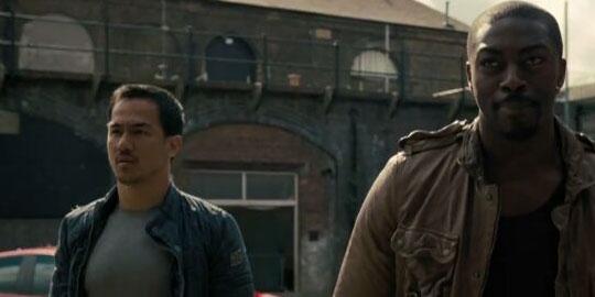 Salah Satu Adegan Joe Taslim Sebagai Jah di Fast Furious 6 (sumber : KapanLagi.com_