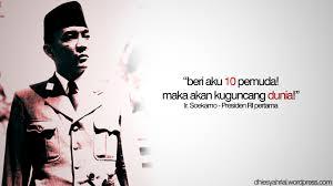 Soekarno famous Speech (Source : Life Indo)