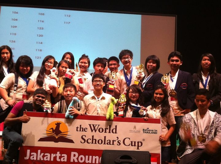 The Winners in World Scholars Cup