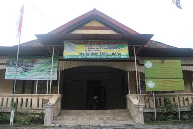 SMK Ibu Pawiyatan Taman Siswa. © Adriani/GNFI