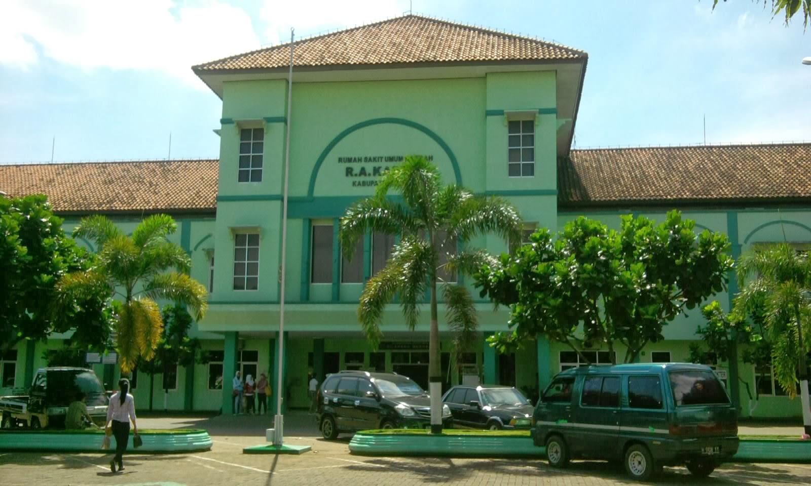 RSUD Kartini di Bapangan, Jepara. © http://deirarachmawati.blogspot.co.id