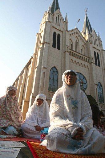 Ada Toleransi dalam Perayaan Idul Fitri | Good News from Indonesia