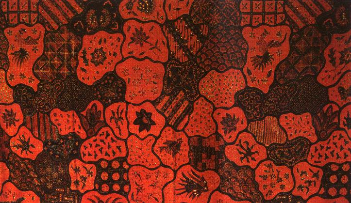 Motif batik sekar jagat bumi Kartini. © ngertibatik.blogspot.co.id