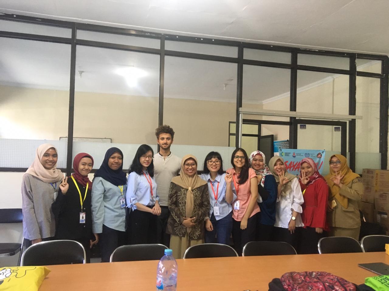 Sesi AIDS Sharing bersama KPA Surabaya