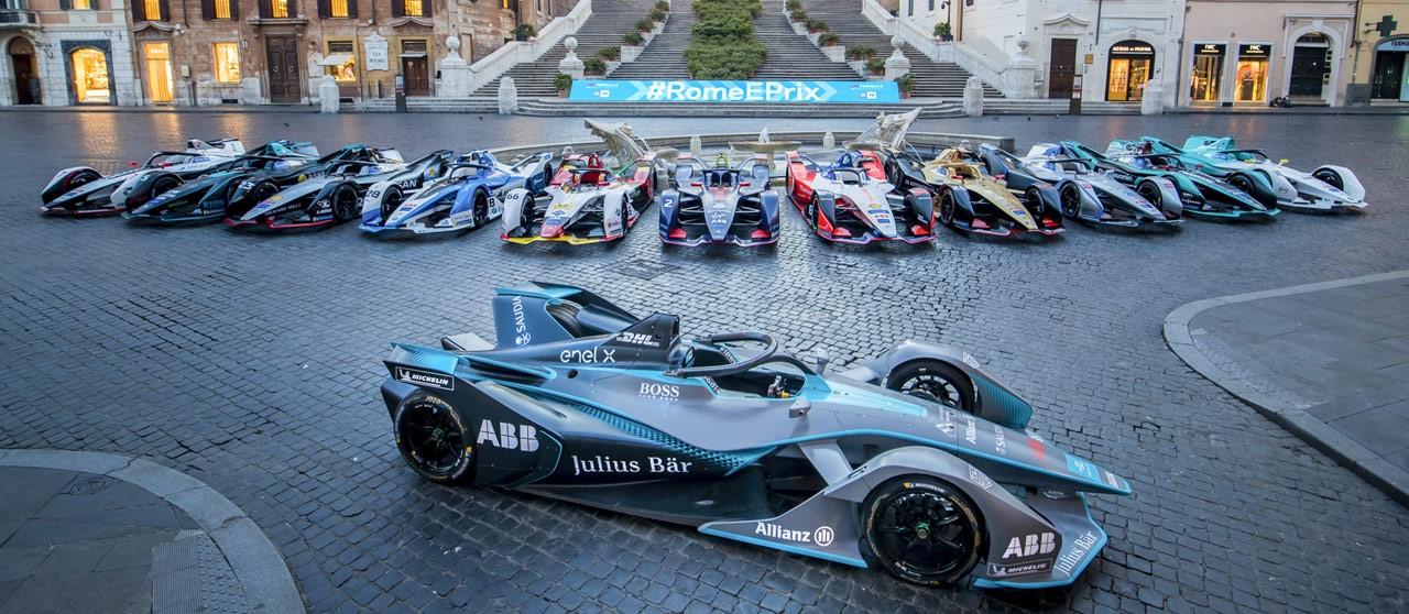 Tim-tim Formula E | Enel.com