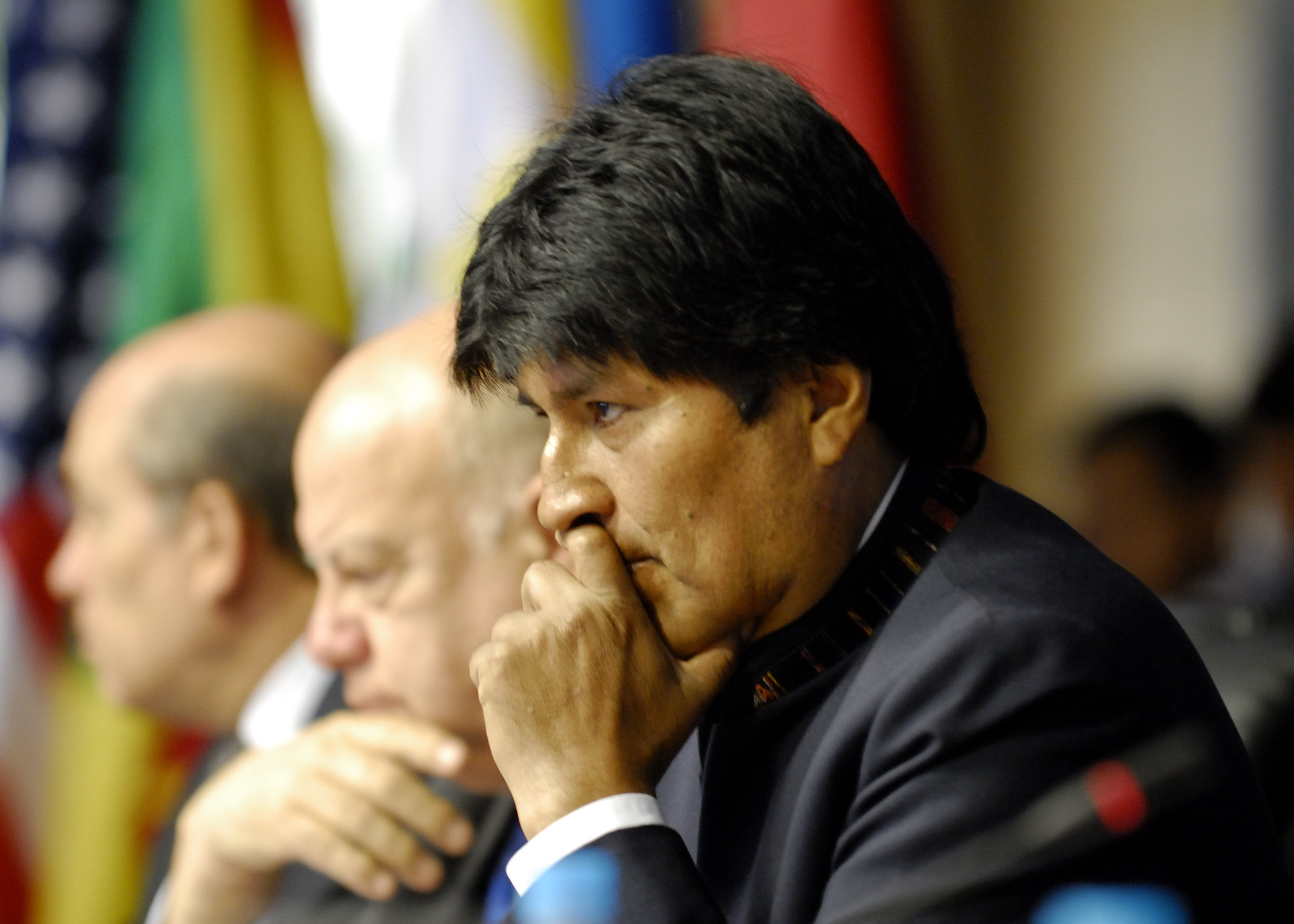 Evo Morales, sang presiden tersingkir   nacia.org