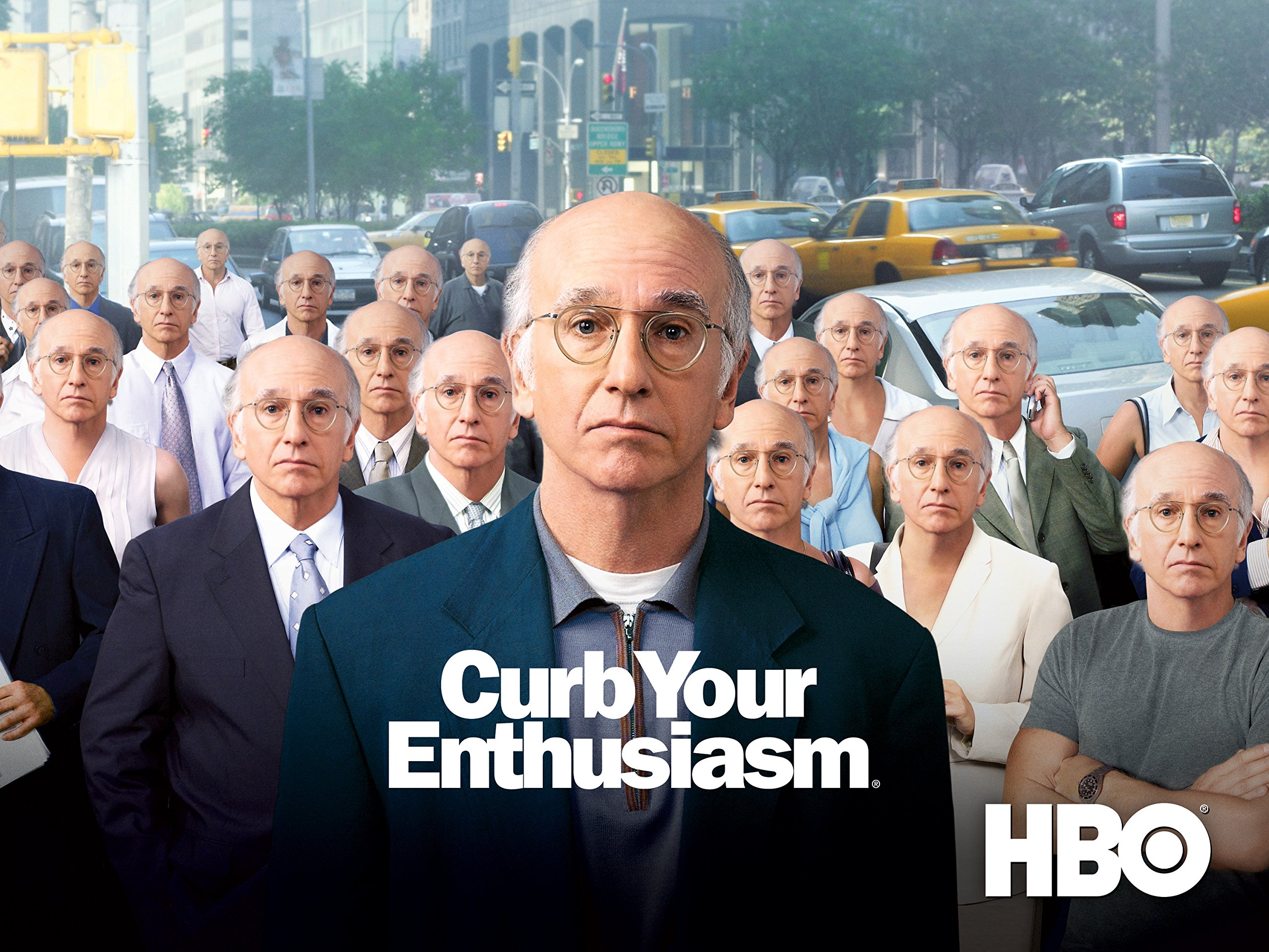 Cover Curb Your Enthusiasm | HBO