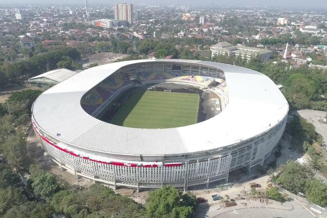 Stadion Manahan Solo, salah satu yang diusulkan jadi venue | Gatra.com