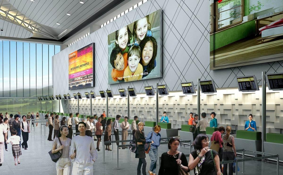 Rendering Bandara Ahmad Yani | Angkasa Pura Airports
