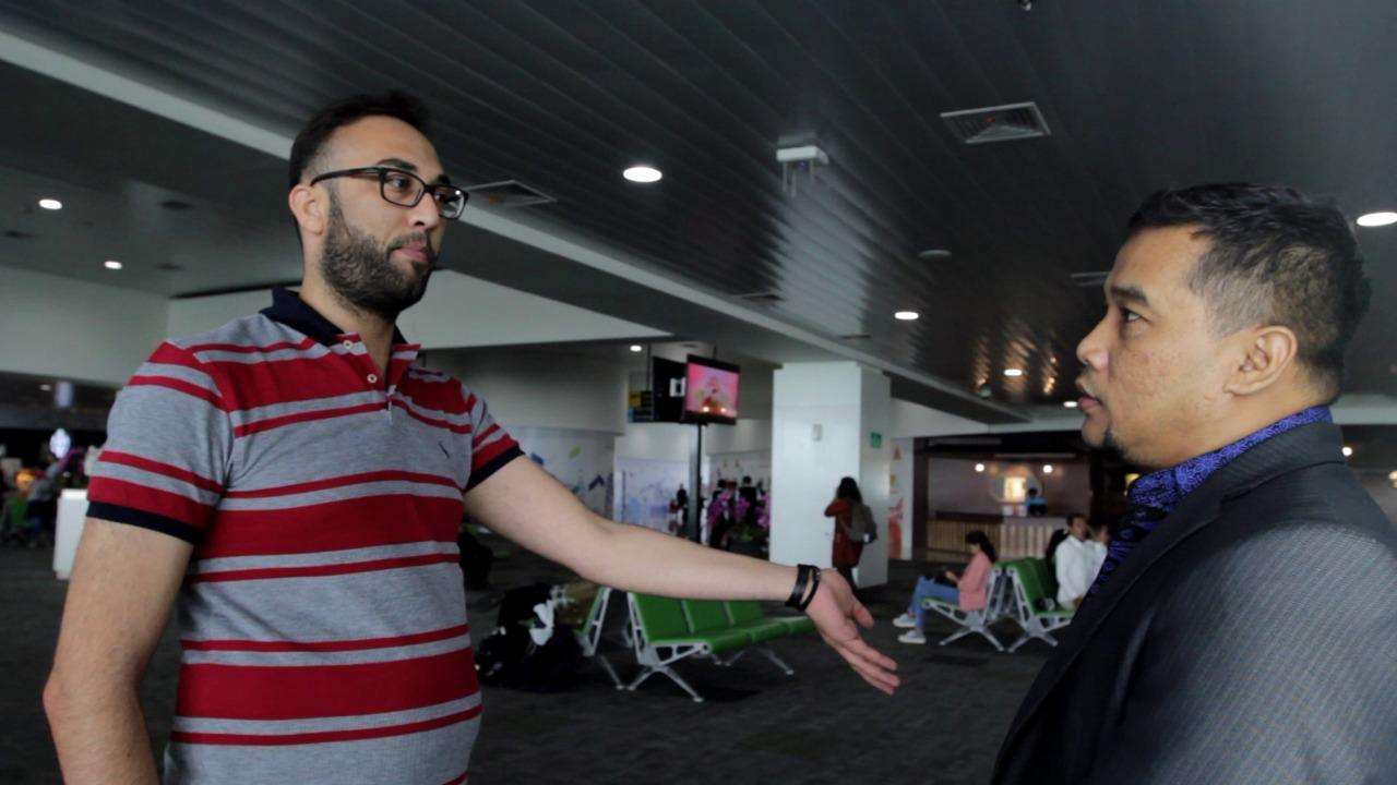 Yasser dari Yordania | GNFI