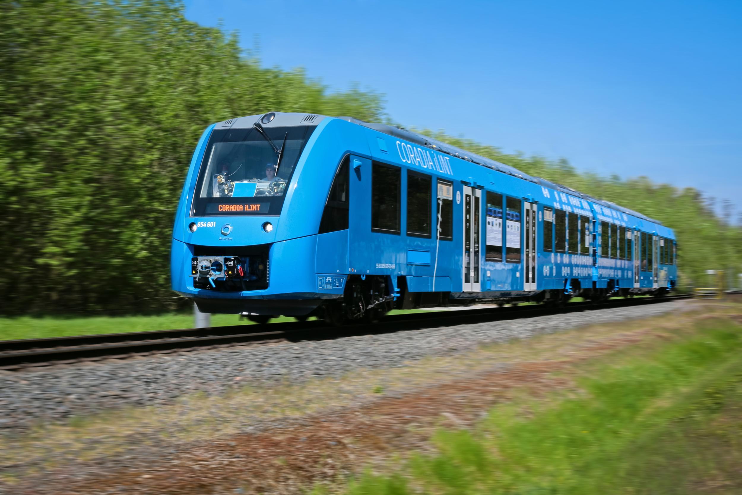Kereta Hydrogen Alstom | alstom