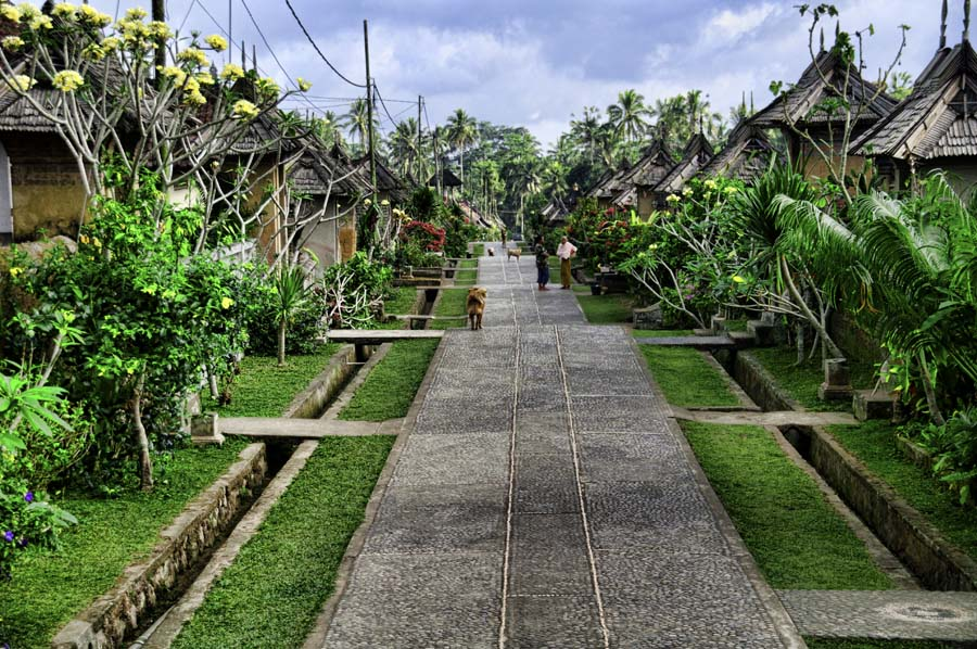 Desa Penglipuran, Bali (foto pegipegi.com)