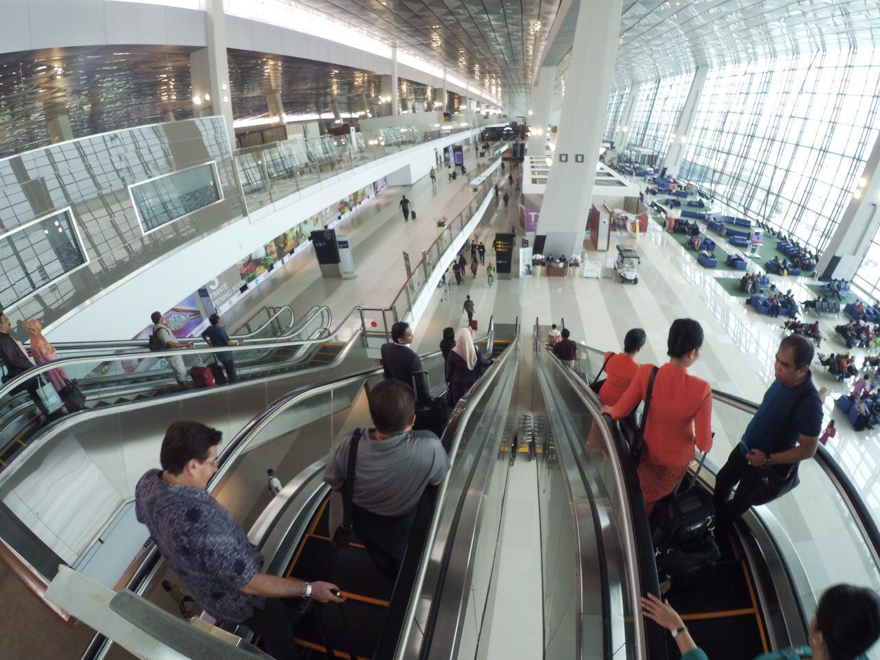 Terminal 3 Soekarno-Hatta | Akhyari Hananto