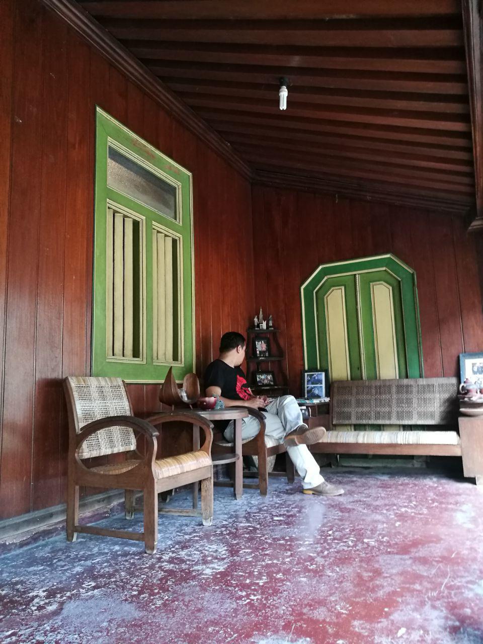 Rumah tua | by Akhyari Hananto