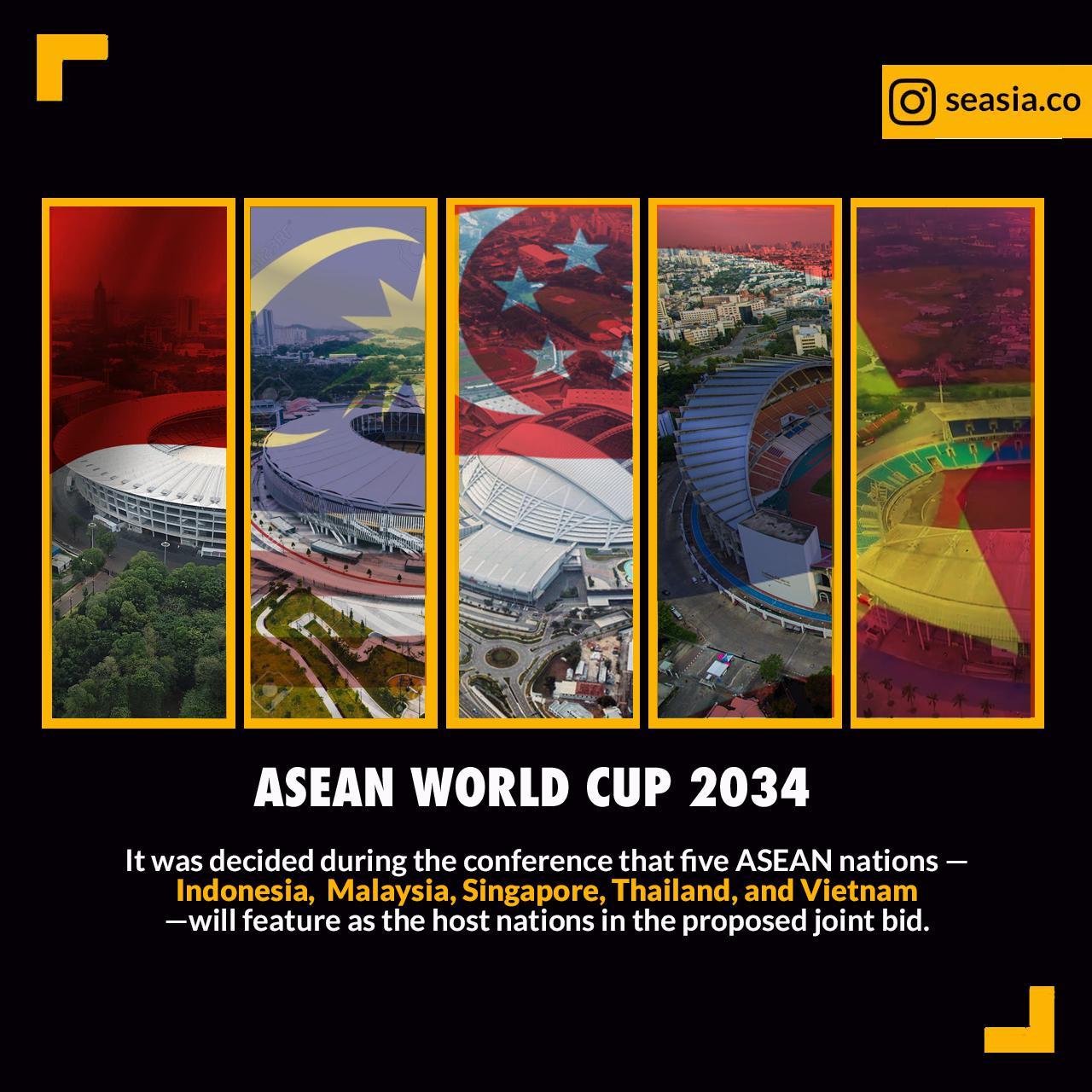 Inilah Lima Negara ASEAN Yang Diajukan Menjadi Tuan Rumah