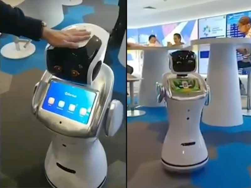Robot Dilo | joss.co.id