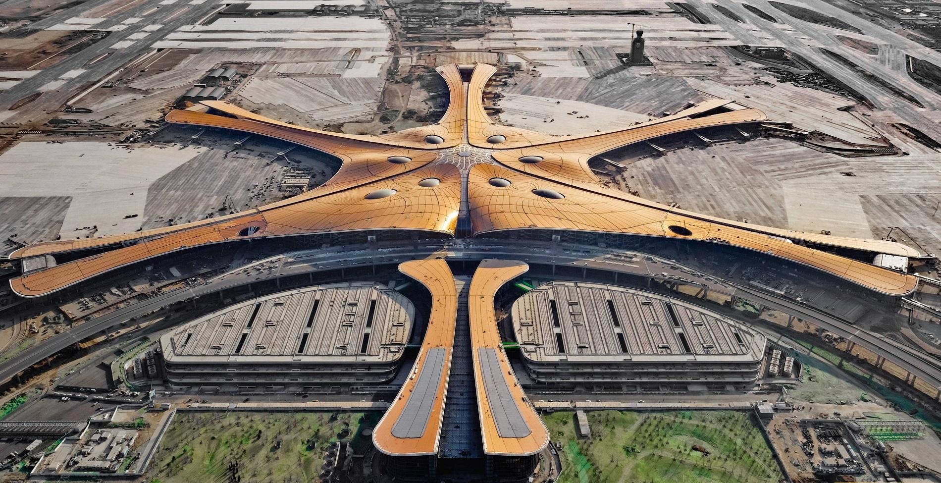 Bandara Daxing, terbesar di dunai | Era.as