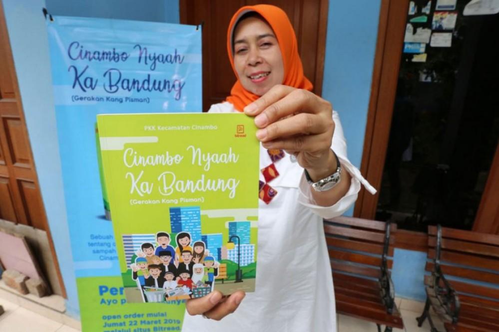 Buku Cinambo Nyaah ka Bandung