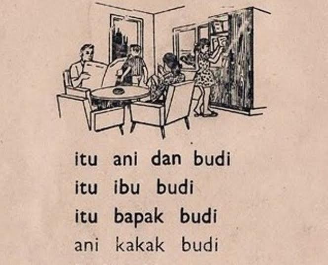 Keluarga Budi