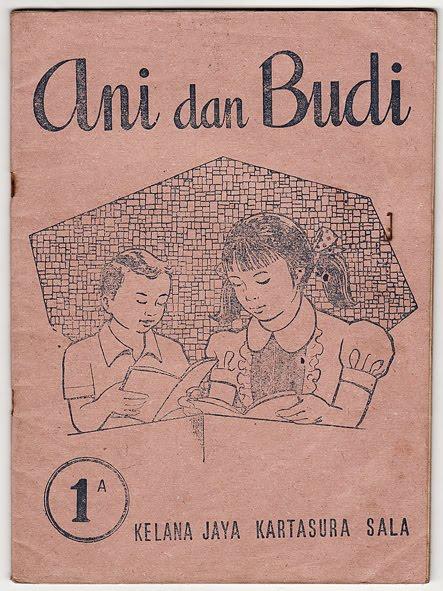 Sampul buku Ani dan Budi
