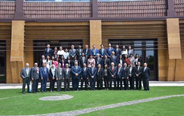 AUA Board Meeting 2018 di  Hainan Cina | Sumber dok: Asian Universities Alliance