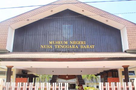 Potret Museum Negeri NTB