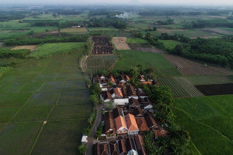 Lokasi Pembangunan Jalan Tol Probowangi
