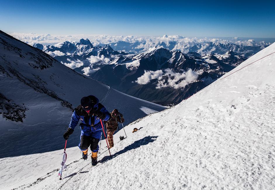Gunung Elbrus Merupakan Puncak Tertinggi di Eropa yang Dipilih Untuk Ekspedisi dari Mapala Alfedya Kali Ini | Sumber dok: Russia Beyond