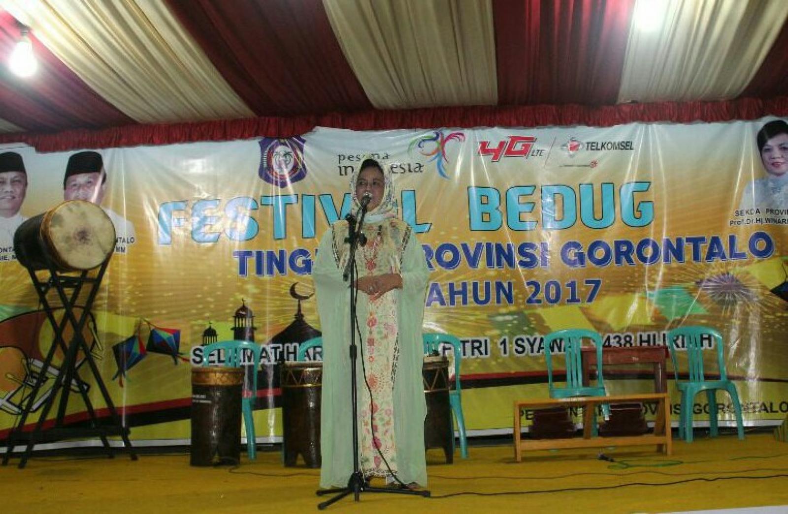 Festival Beduk Tahun Ini Kembali Hadir Untuk Memeriahkan Agenda Lebaran di Gorontalo