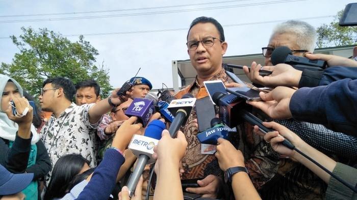Gubernur DKI Jakarta Meresmikan Mesin Pengolah Produksi Beras | Sumber dok: Tribun News