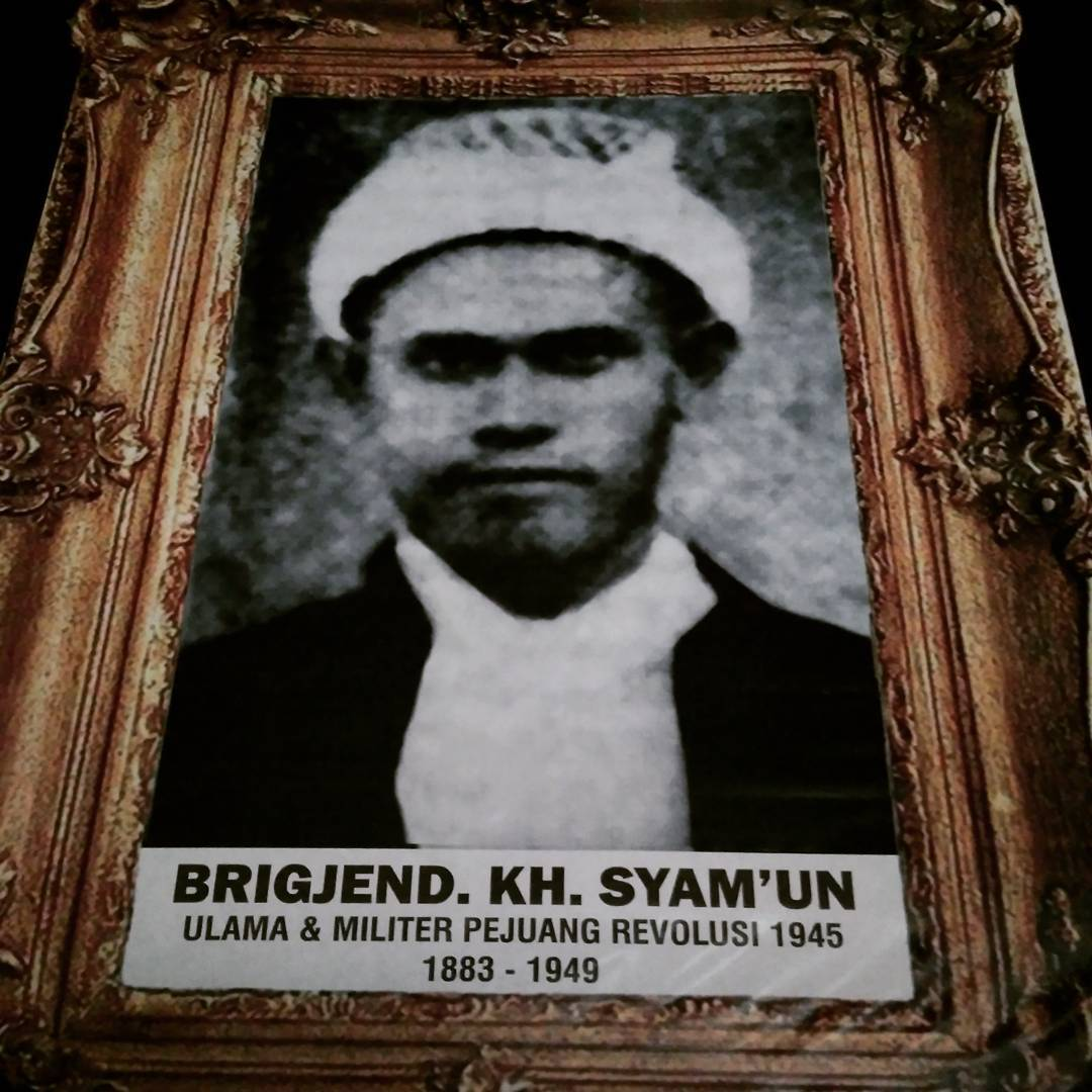 Brigjen KH Syam'un | Sumber dok: Deskgram