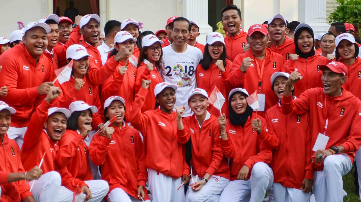 Atlet Indonesia, Salah Satunya, yang Siap Berlaga di Asian Games 2018 | Sumber dok: Viva