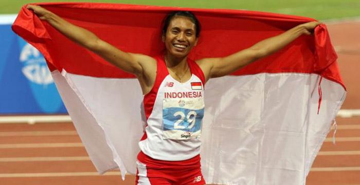 Maria Natalia Londa Berupaya Memberikan yang Terbaik di Asian Games 2018 Kali Ini | Sumber dok: Indolah.com